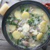 Tuscan Kale and Potato Soup