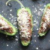 Salty Sweet Jalapeno Poppers