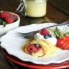 Triple Berry Banana Crepes
